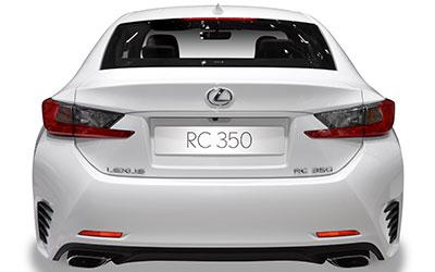Lexus RC Galleriefoto