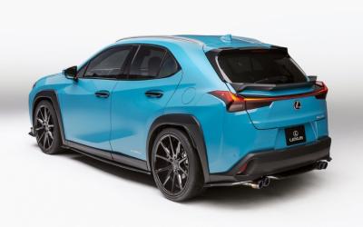 Lexus UX auto līzings | Sixt Leasing