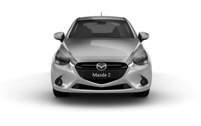 Mazda 2 Galleriefoto