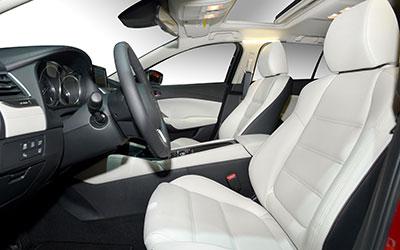 Mazda 6 auto līzings | Sixt Leasing