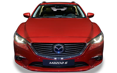 Mazda 6 Galleriefoto