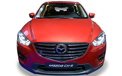 Mazda CX-5 Galleriefoto