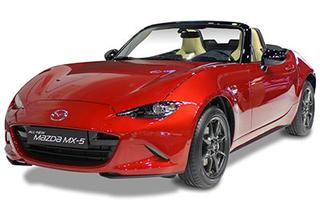 Mazda MX-5 auto līzings | Sixt Leasing