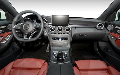 Mercedes-Benz C klase auto līzings | Sixt Leasing
