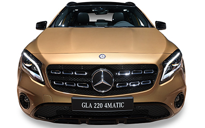 Mercedes-Benz GLA auto līzings | Sixt Leasing