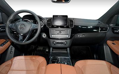 Mercedes-Benz GLE Coupe auto līzings | Sixt Leasing