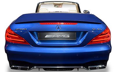 Mercedes-Benz SL auto līzings | Sixt Leasing
