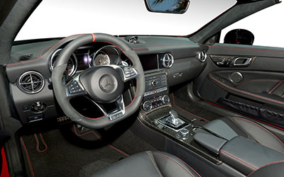 Mercedes-Benz SLC Galleriefoto