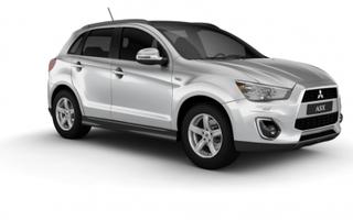 Mitsubishi ASX auto līzings | Sixt Leasing