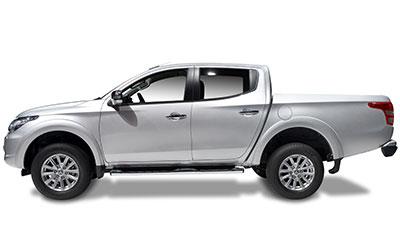Mitsubishi L200 auto līzings | Sixt Leasing
