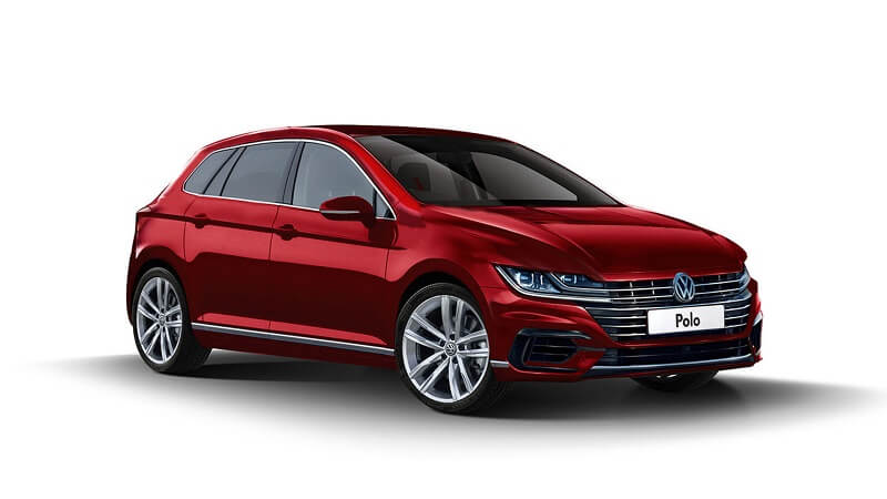 Volkswagen Polo auto līzings | Sixt Leasing