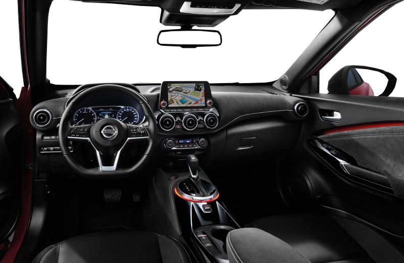 Nissan Juke auto līzings | Sixt Leasing