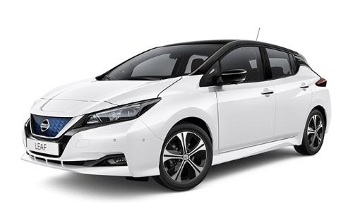 Nissan LEAF auto līzings | Sixt Leasing
