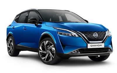 Nissan Qashqai (jaunais) auto līzings | Sixt Leasing