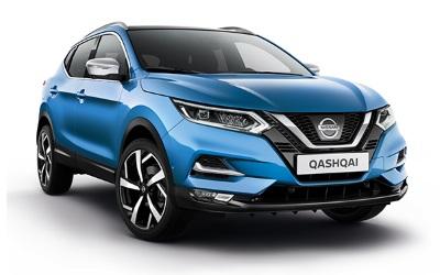 Nissan Qashqai auto līzings | Sixt Leasing