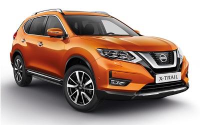 Nissan X-Trail auto līzings | Sixt Leasing