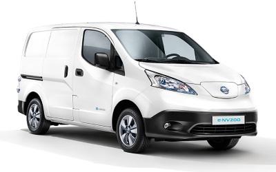 Nissan e-NV200 Van auto līzings | Sixt Leasing