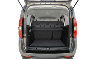Opel Combo Cargo Galleriefoto