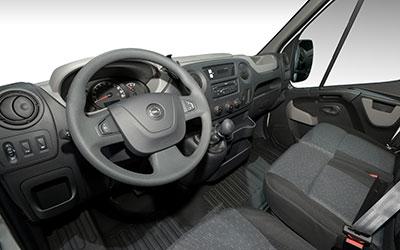 Opel Movano auto līzings | Sixt Leasing