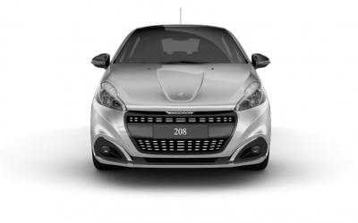 Peugeot 208 auto līzings   Sixt Leasing