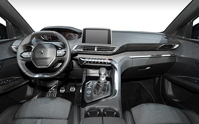 Peugeot 3008 Galleriefoto