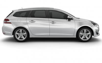 Peugeot 308 auto līzings | Sixt Leasing