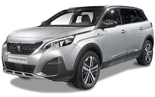 Peugeot 5008 auto līzings | Sixt Leasing
