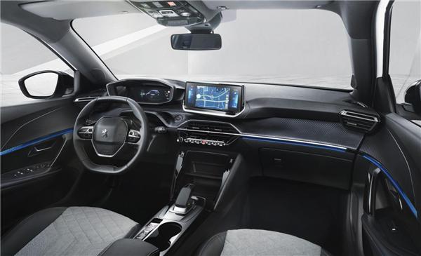 Peugeot e-2008 auto līzings | Sixt Leasing