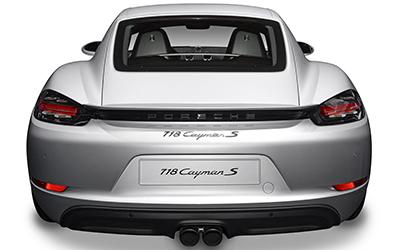 Porsche 718 Galleriefoto