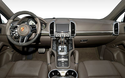 Porsche Cayenne auto līzings | Sixt Leasing
