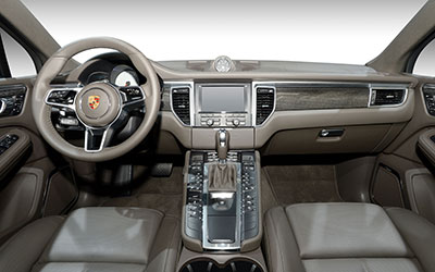 Porsche Macan Galleriefoto