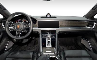 Porsche Panamera Galleriefoto
