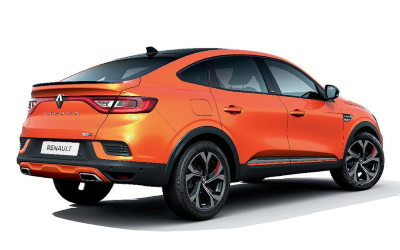 Renault Arkana auto līzings | Sixt Leasing