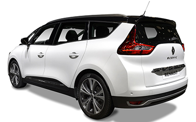 Renault Grand Scenic auto līzings | Sixt Leasing