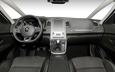 Renault Grand Scenic Galleriefoto