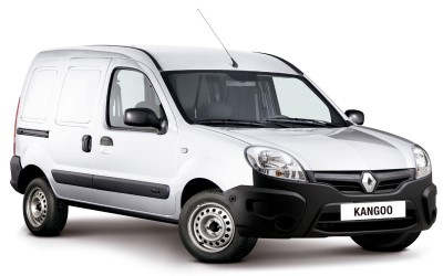 Renault Kangoo Rapid Galleriefoto