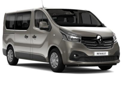 Renault Trafic Galleriefoto