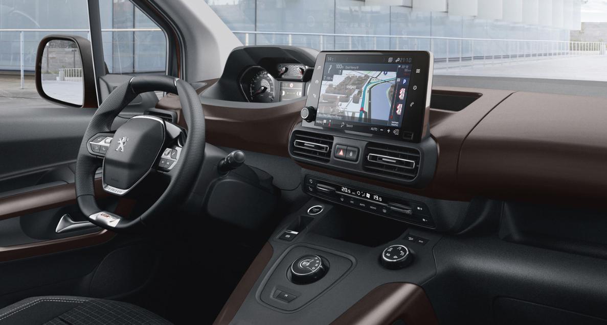 Peugeot Rifter auto līzings | Sixt Leasing
