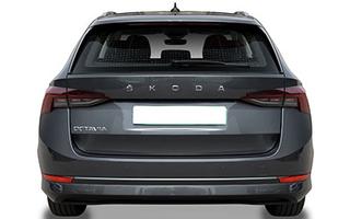 Škoda Octavia mini līzings auto līzings | Sixt Leasing