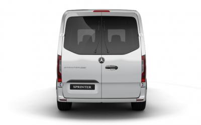 Mercedes-Benz Sprinter auto līzings | Sixt Leasing