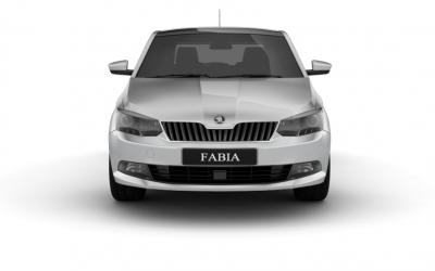 Škoda Fabia auto līzings | Sixt Leasing
