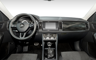 Škoda Kodiaq auto līzings | Sixt Leasing
