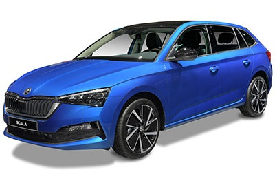 Škoda Scala MINIlīzings auto līzings | Sixt Leasing