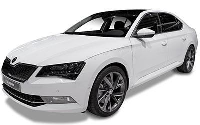 Škoda Superb auto līzings | Sixt Leasing
