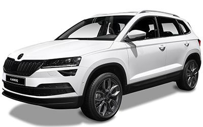 Škoda Karoq auto līzings | Sixt Leasing