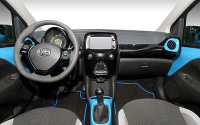 Toyota Aygo auto līzings | Sixt Leasing