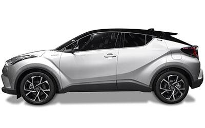 Toyota C-HR auto līzings | Sixt Leasing