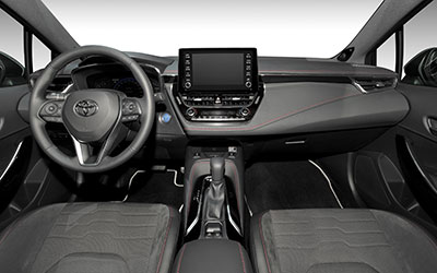 Toyota Corolla mini līzings auto līzings | Sixt Leasing