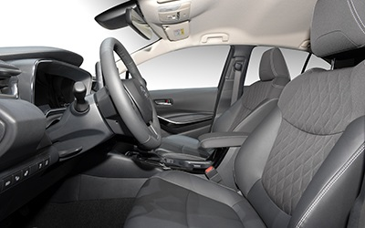 Toyota Corolla MINIlīzings auto līzings | Sixt Leasing