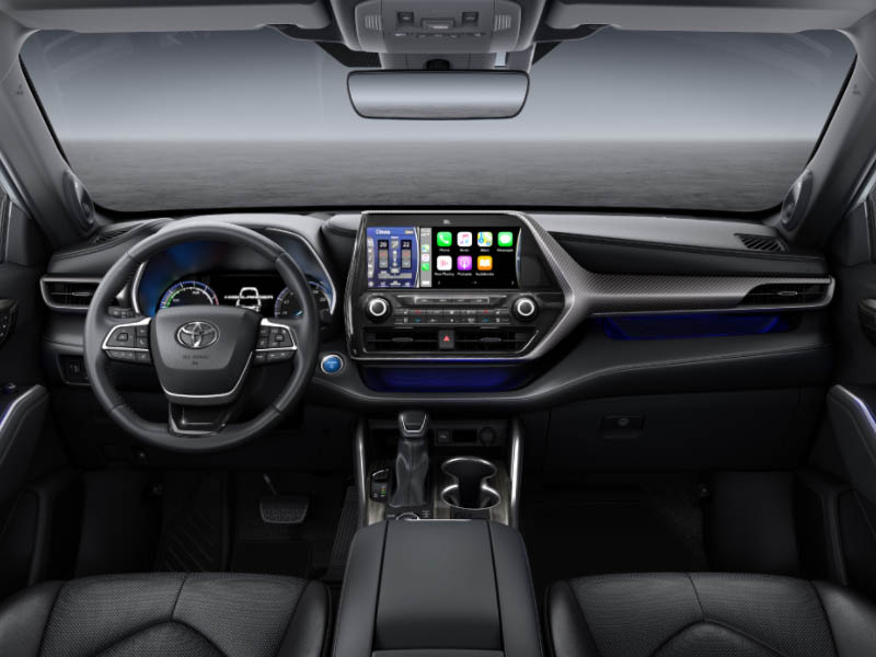 Toyota Highlander auto līzings | Sixt Leasing